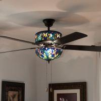 Best 25+ Tiffany ceiling fan ideas on Pinterest   60 ...