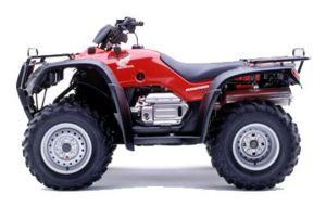 20042007 Honda★ TRX400 FA FGA 400 Rancher Service Manual