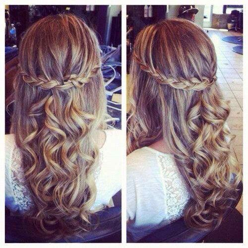 The 130 Best Images About Braided Hair Styles On Pinterest Updo