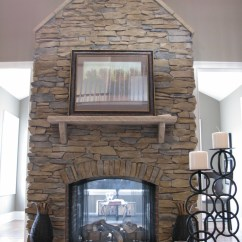 Pictures Of Living Rooms With Stone Fireplaces Beautiful Fireplace Exactly What I Want...floor To Ceiling ...