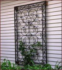 17 Best ideas about Iron Wall Decor on Pinterest   Wrought ...