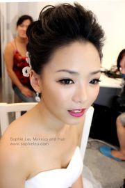 asian bridal makeup wedding