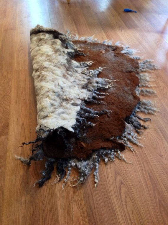 17 Best images about @rt Felt Rugs on Pinterest