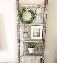 17+ best ideas about Decorative Ladders on Pinterest ...