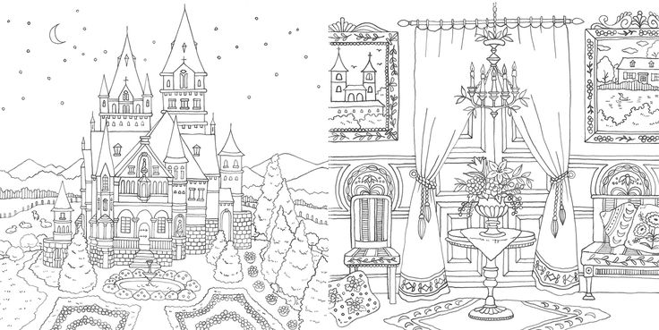 Amazon.co.jp: Romantic Country ロマンティック・カントリー 美しい城が佇む国