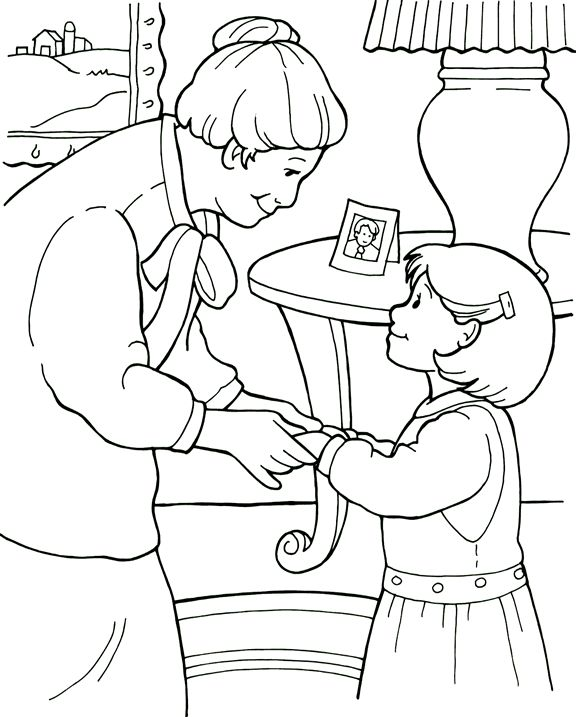 121 best images about Christian coloring pages on Pinterest