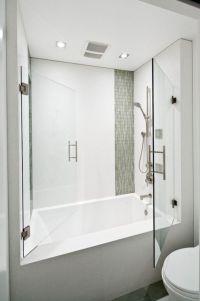 25+ best ideas about Tub glass door on Pinterest   Shower ...