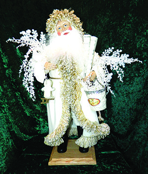 190 Best Images About Lynn Haney Santa Clauses On Pinterest