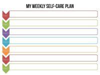 All Worksheets  Self Care Worksheets - Printable ...