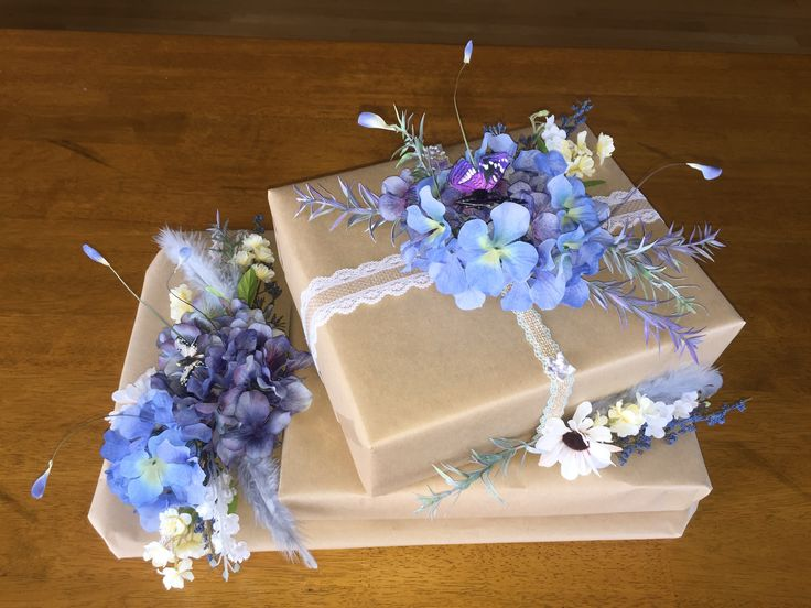25+ Best Bridal Gift Wrapping Ideas On Pinterest