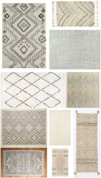 17 Best ideas about Neutral Rug on Pinterest | Living room ...