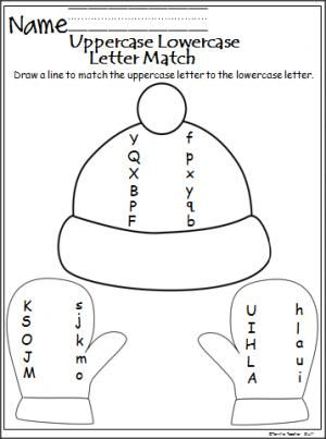 25+ best ideas about Uppercase And Lowercase Letters on
