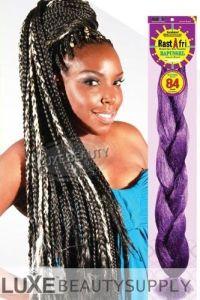 Rastafri 84 Inch Braiding Hair For Box Braids   rastafri ...