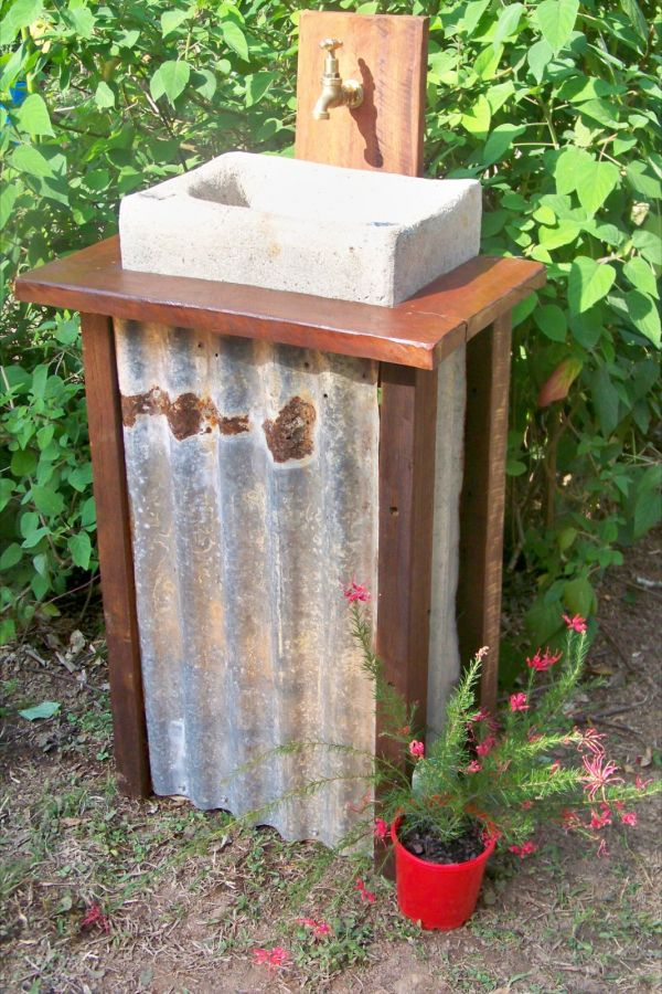 25 Best Ideas About Outdoor Sinks On Pinterest Outdoor Kitchens
