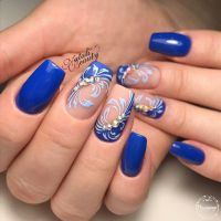 263 best images about Nails - French Tip Designs on ...