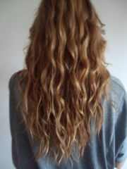 mermaid hair long