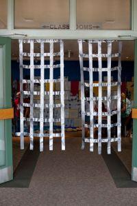 Duct tape jail | Allstar decorations | Pinterest | Plays ...