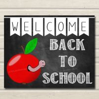 25+ best ideas about Welcome Back Sign on Pinterest ...