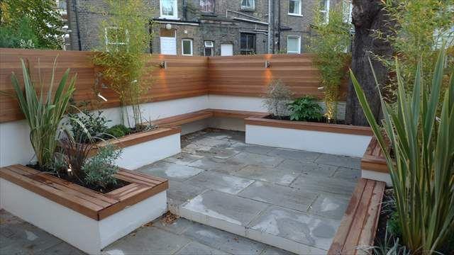 Garden Wall Ideas Pinterest