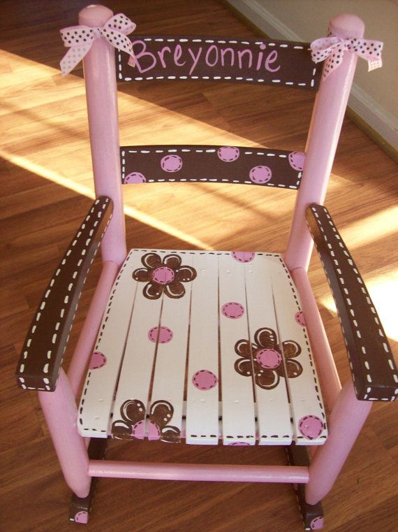 25 best ideas about Rocking chairs on Pinterest  Painted