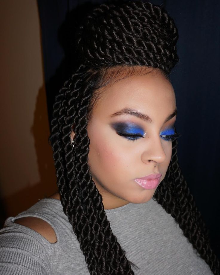 17 Best ideas about Senegalese Twist Styles on Pinterest  Crochet senegalese twist Senegalese