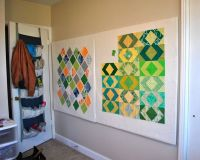 17 Best ideas about Quilt Design Wall on Pinterest