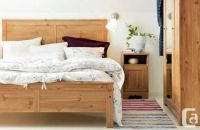 Ikea ASPELUND bed frame (Queen size) for $70 | new ...