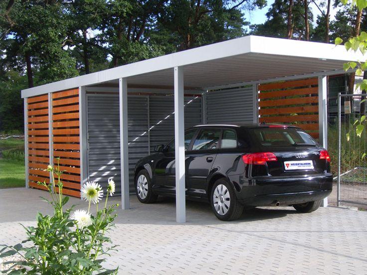 17 Best ideas about Modern Carport on Pinterest
