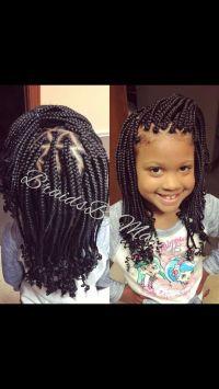 Best 25+ Kids box braids ideas on Pinterest | Natural kids ...