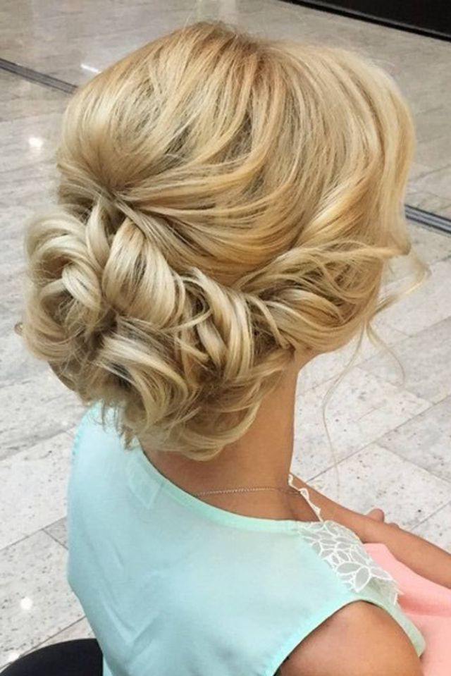 25 best ideas about Hair  updo  on Pinterest Wedding hair