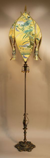 1000+ ideas about Antique Floor Lamps on Pinterest
