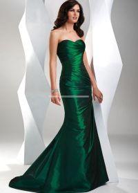 Emerald green prom dress/ballgown | Prom dresses ...