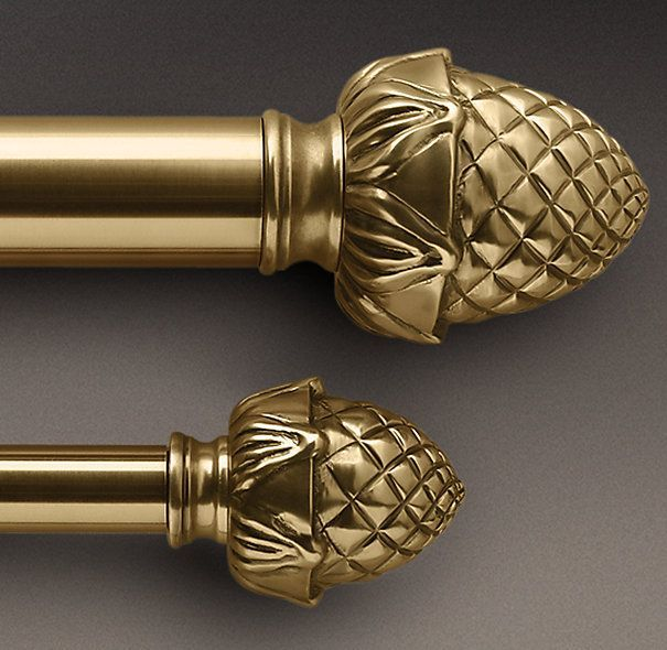 The 25 Best Ideas About Brass Curtain Rods On Pinterest Acrylic