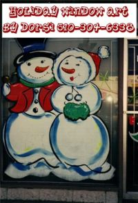 17 Best ideas about Christmas Windows on Pinterest ...
