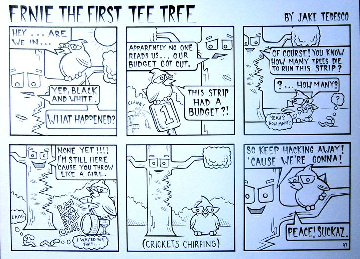 Ernie the First Tee Tree Episode 6