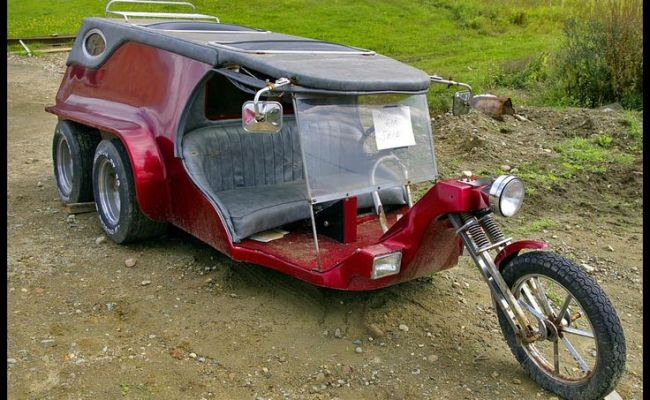 298 Best Images About Vw Trikes On Pinterest