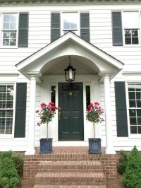 25+ best ideas about Colonial Front Door on Pinterest ...