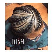 1591 #long braids