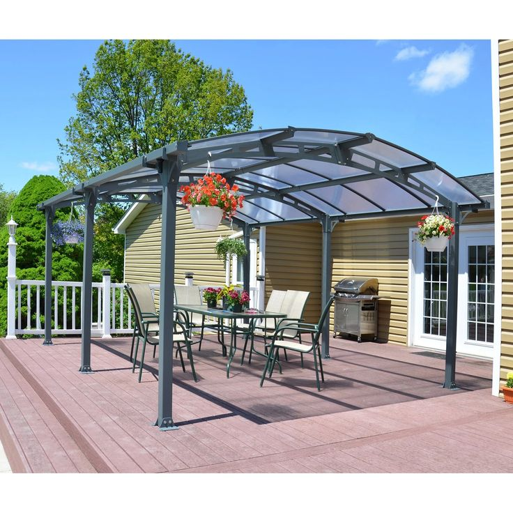 17 Best Ideas About Carport Patio On Pinterest Easy