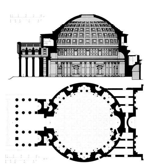 75 best images about Architectural drawings of Rome on