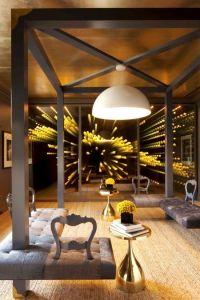 Infinity mirror! | Interior Design | Pinterest | Infinity ...