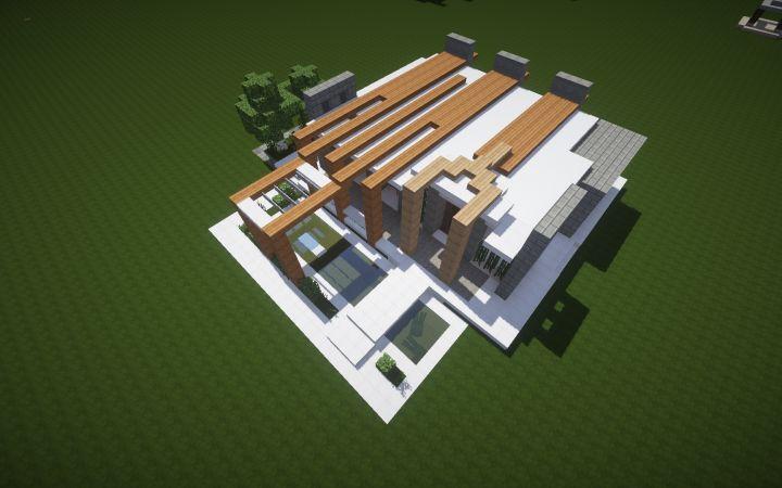 110 Best Images About Minecraft Randomness On Pinterest House Design Modern Minecraft Houses