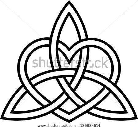 Irish Celtic Trinity Knot Meaning