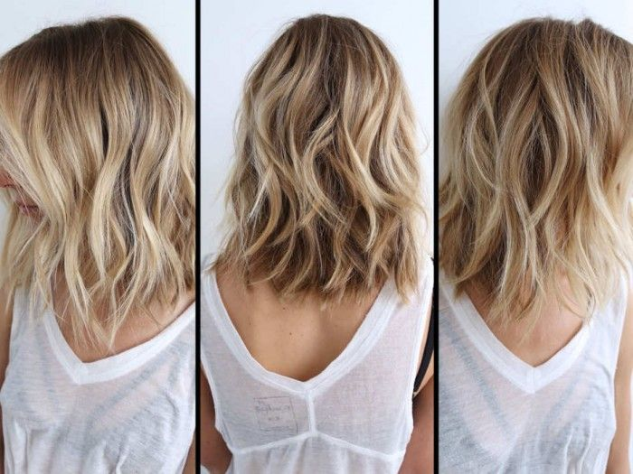 25 Best Ideas About Low Maintenance Haircut On Pinterest Middle