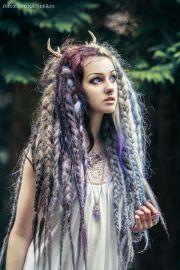 ideas fantasy hair