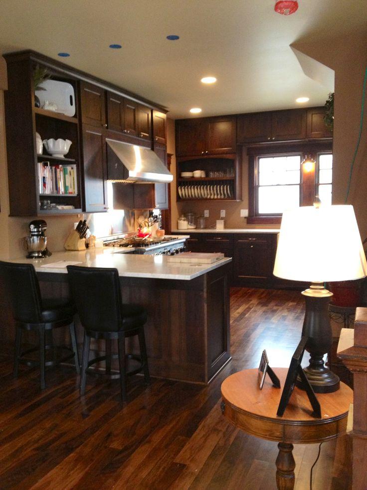 light maple kitchen cabinets used equipment dynasty/omega wyatt profile f alder chestnut ...