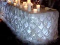 17 Best images about Wedding Sweetheart Dais Tables on ...