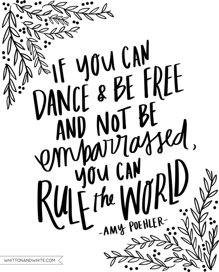 Another one of my leading ladies, Amy Poehler. I love this