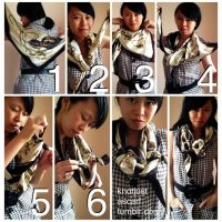 124 best images about So Many Ways to Tie a Scarf on ...