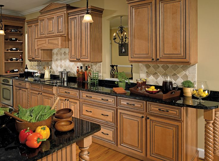 wellborn kitchen cabinets tile ideas coventry maple honey shadow | cabinet colors ...